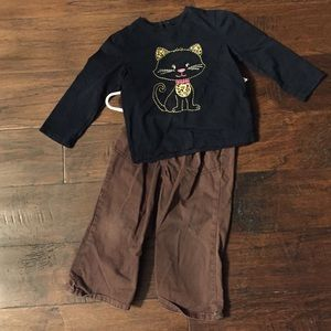 Fall / winter outfit, 18-24 months